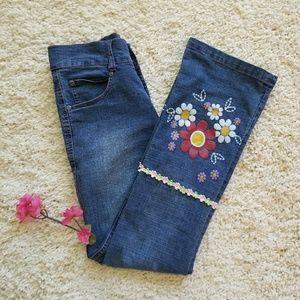 Arizona Jean Co. Mod-Look Flaire Jeans